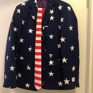 Men's OppoSuit - Stars and Stripes